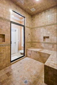 Tumbled_Yellow_Travertine_Steam_Shower